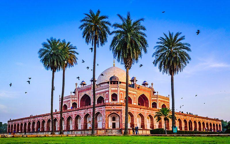 Humayun's Tomb – Delhi